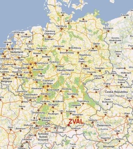 Lage Und Anreise Stadt Fuessen De
